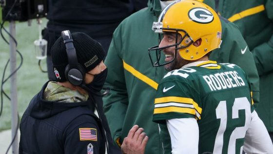 Matt LaFleur: I should have communicated better with Rodgers late in loss to Bucs