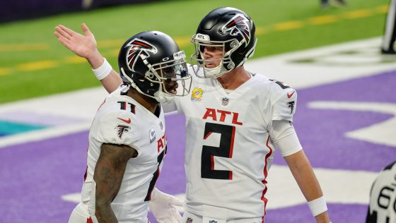 Terry Fontenot: We're definitely going to acquire a quarterback and wide receiver